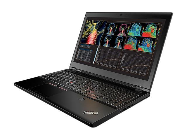 Lenovo ThinkPad P50 20EN0015US 15.6