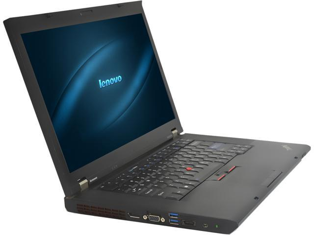 Lenovo Laptop W520 Intel Core i7 2nd Gen 2760QM (2.40 GHz) 4 GB Memory 160 GB SSD Intel HD Graphics 3000 15.5