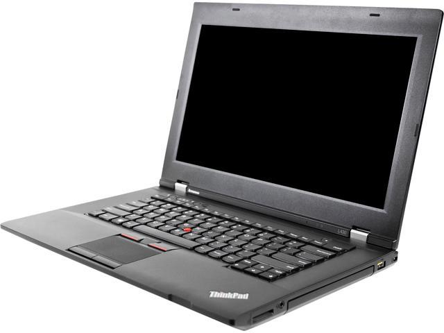 Lenovo Laptop L430 Intel Core i5 3rd Gen 3320M (2.60 GHz) 8 GB Memory 500 GB HDD 14.0