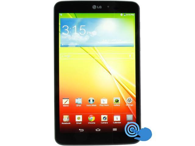 "LG G Pad LGV500.AUSABK 16 GB 8.3"" Tablet"