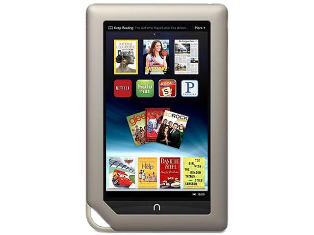 "Barnes & Noble BN-RTV250-8GB-K 8 GB 7.0"" Tablet"