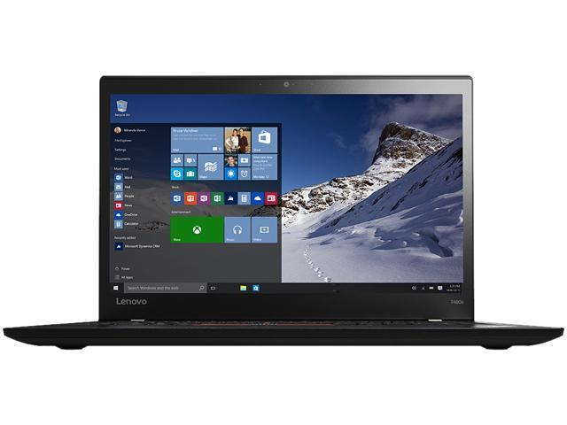 Lenovo ThinkPad T460s (20F9003GUS) Ultrabook Intel Core i5 6300U (2.40 GHz) 256 GB SSD Intel HD Graphics 520 Shared memory 14
