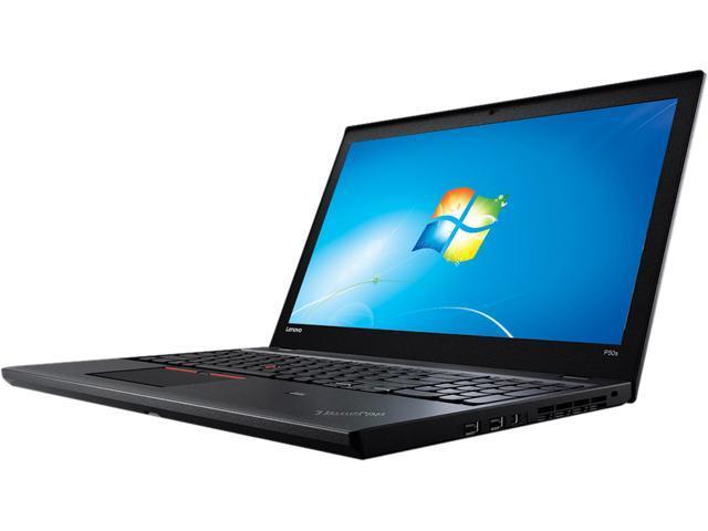 Lenovo ThinkPad P50s 20FL000KUS 15.6