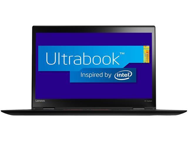 Lenovo ThinkPad X1 Carbon 20FB005LUS 14