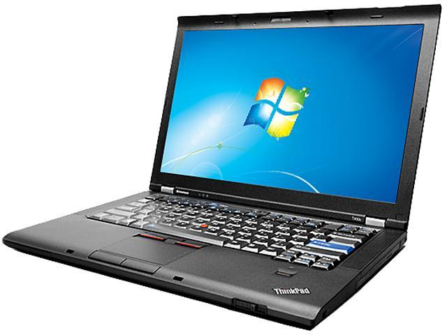 Lenovo Laptop ThinkPad T420 Intel Core i5 2520M (2.50 GHz) 4 GB Memory 250 GB HDD Intel HD Graphics 3000 14.0