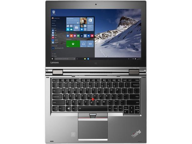 ThinkPad Yoga 260 20FD002HCA Bilingual Ultrabook Intel Core i5 6300U (2.40 GHz) 256 GB SSD Intel HD Graphics 520 Shared memory 12.5