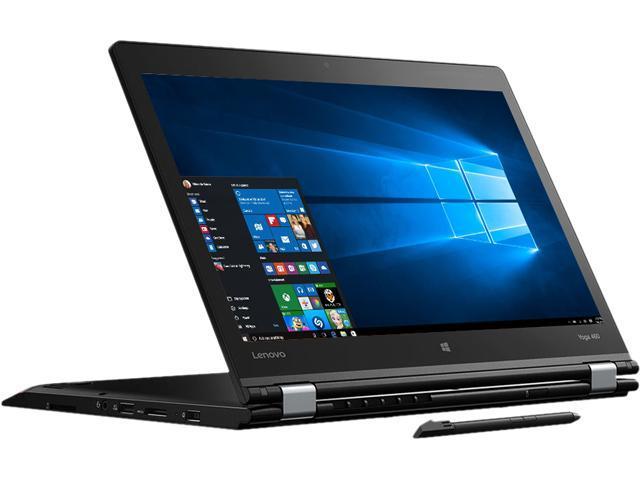 Lenovo ThinkPad Yoga 460 20EM001UUS 14