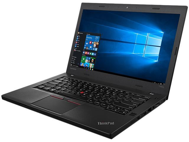 Lenovo Laptop ThinkPad T460P (20FW000TUS) Intel Core i7 6820HQ (2.70 GHz) 16 GB Memory 512 GB SSD Intel HD Graphics 530 14.0