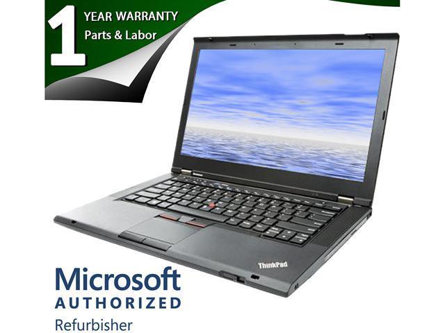 Lenovo Thinkpad T430 Laptop with Docking Stations Intel Core i5 3320M (2.6 GHz) 8 GB Memory 240 GB SSD Window 10 Pro