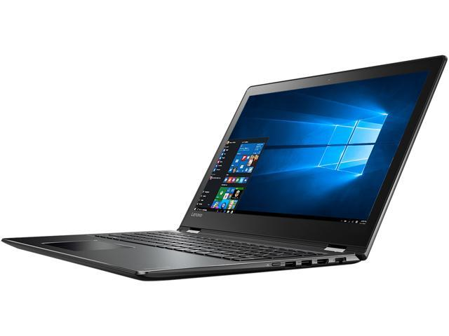 Lenovo Flex 4 1580 (80VE000DUS) 2-in-1 Laptop Intel Core i5 7200U (2.50 GHz) 1 TB HDD Intel HD Graphics 620 Shared memory 15.6