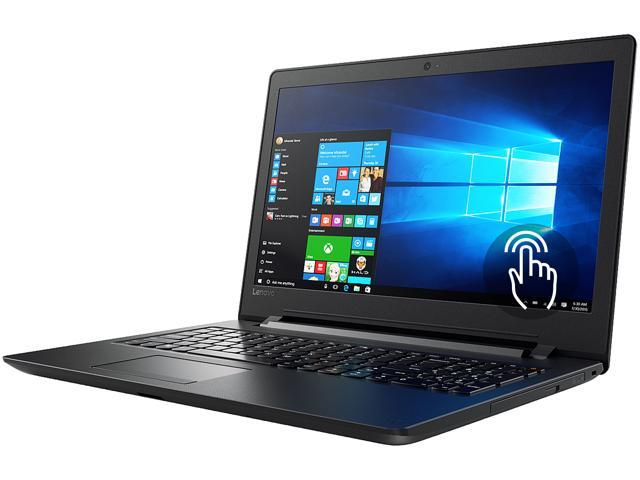 Lenovo Laptop IdeaPad 110 (80V70007US) AMD A8-Series A8-7410 (2.20 GHz) 8 GB Memory 1 TB HDD AMD Radeon R5 Series 15.6