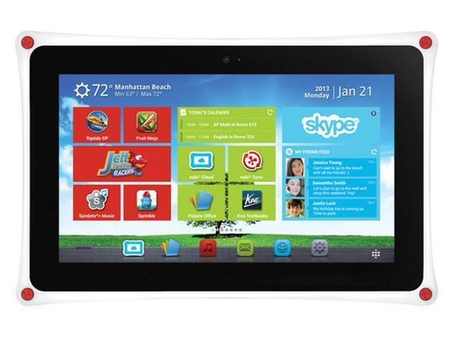 "Fuhu NABIXD-NV10C 10.1"" Nabi Tablet PC"