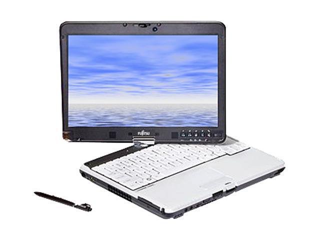 Fujitsu LifeBook T731 (XBUY-T731-W7-004) Intel Core i5 8 GB Memory 500 GB HDD 12.1