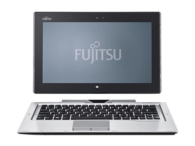Fujitsu STYLISTIC Q702 (XBUY-Q702-W7-002) Intel Core i3 4 GB Memory 64 GB 11.6