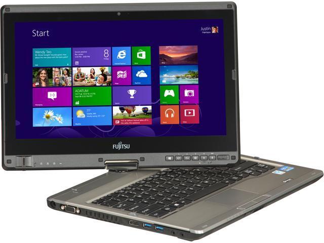 Fujitsu Tablet PC LifeBook T902 (SPFC-T902-002) Intel Core i5 3320M (2.60 GHz) 4 GB Memory 500 GB HDD Intel HD Graphics 4000 13.3