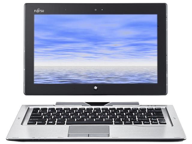 Fujitsu STYLISTIC Q702 (XBUY-Q702-W7D-002) Intel Core i3 4 GB Memory 64 GB 11.6