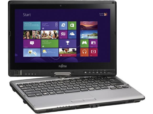 Fujitsu LifeBook T732 (XBUY-T732-W8-003) Intel Core i5 8 GB Memory 500 GB HDD 12.5