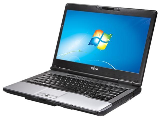Fujitsu Laptop LifeBook S752 (SPFC-S752-008) Intel Core i5 3230M (2.60 GHz) 4 GB Memory 500 GB HDD Intel HD Graphics 4000 14.0