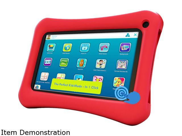 Hipstreet 9DTB7A-8PPRD Dual Core Processor 1 GB Memory 8 GB 9.0