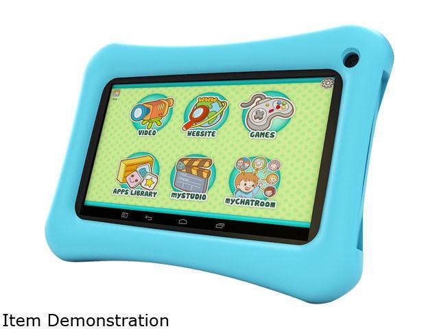Hipstreet HS-7DTB25-8PPBL Dual Core Processor 512 MB Memory 8 GB 7.0