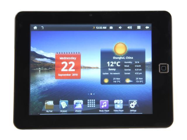 "KLU LT8025 2 GB 8.0"" Tablet PC"