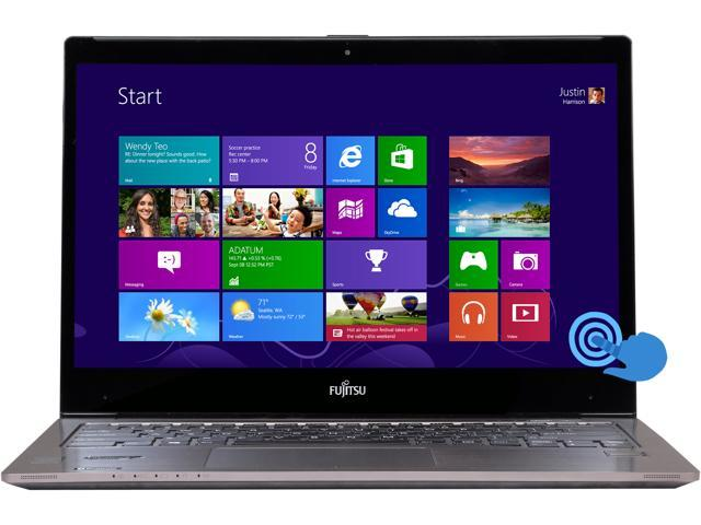 Fujitsu LifeBook SPFC-U904-001 Ultrabook Intel Core i5 4300U (1.90 GHz) 500 GB HDD Intel HD Graphics 4400 Shared memory 14
