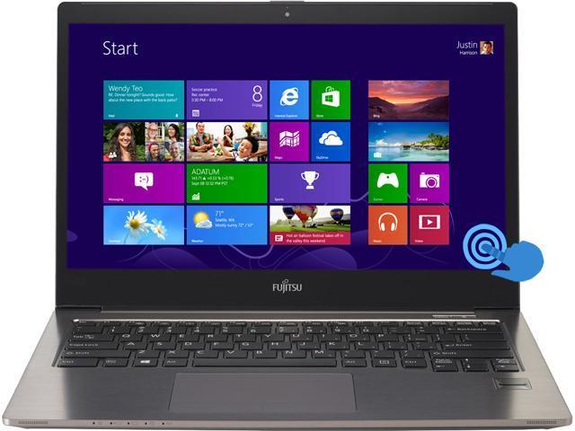 Fujitsu LifeBook U904 Intel Core i5 4200U (1.60GHz) 6GB Memory 500GB HDD 16GB SSD 14