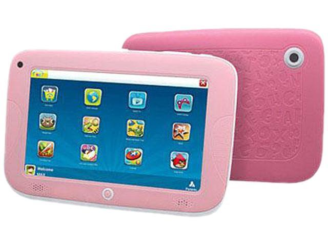 Computer King Muffin Kinder 7 Pink ARM Cortex-A9 1GB DDR3 Memory 8GB Flash 7.0