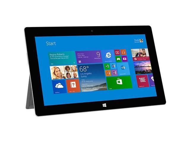 Microsoft Surface 2 P3W-00001 NVIDIA Tegra 4 2GB Memory 32GB SSD 10.6