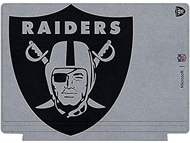 Microsoft Surface Pro-4 Keyboard/Type Cover NFL/OAKLAND RAIDERS 1YR SNO-QC7-00128