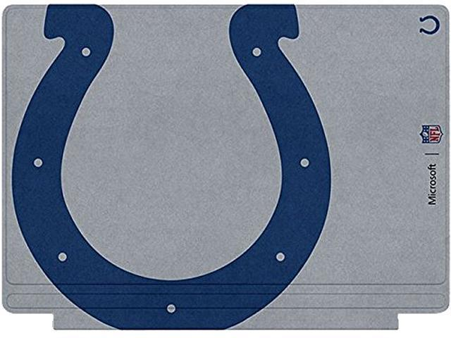 Microsoft Surface Pro-4 Keyboard/type Cover Nfl/indianapolis Colts 1yr SNO-QC7-00134