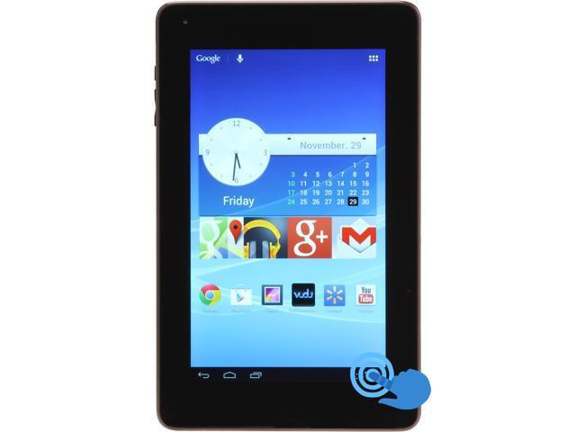 Hisense Sero 7 LT E270BSA Tablet PC - nVIDIA Tegra 3 1.6 GHz Processor - 1 GB RAM - 4 GB Storage - 7.0-inch Display - Android 4.1.1