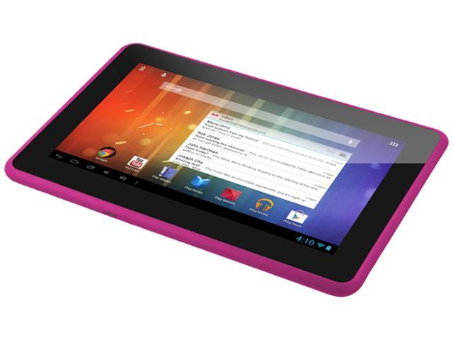 """Ematic EGS004-PN 4 GB 7.0"""" Tablet"""