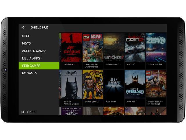 NVIDIA SHIELD Tablet (32GB, 4G LTE) – Unlocked