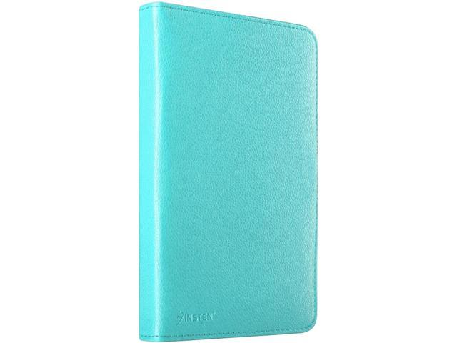 Insten Baby Blue Stand Folio Leather Case for iPad Mini 3 / Google Nexus 7 / Dell Venue 7 / HP Slate7 / Galaxy Tab 3 7