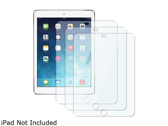Insten 1901642 3-piece Screen Protector Guard for Apple iPad Air 1 / iPad Air 2