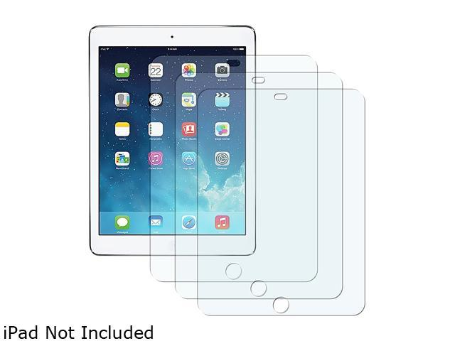 Insten 1901643 3-piece Matte Anti-Glare Screen Protector Guard for Apple iPad Air 1 / iPad Air 2