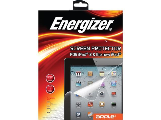 Energizer Screen Protector for iPad 2-3-4 Gen -2 Pack ENG-SPIPD