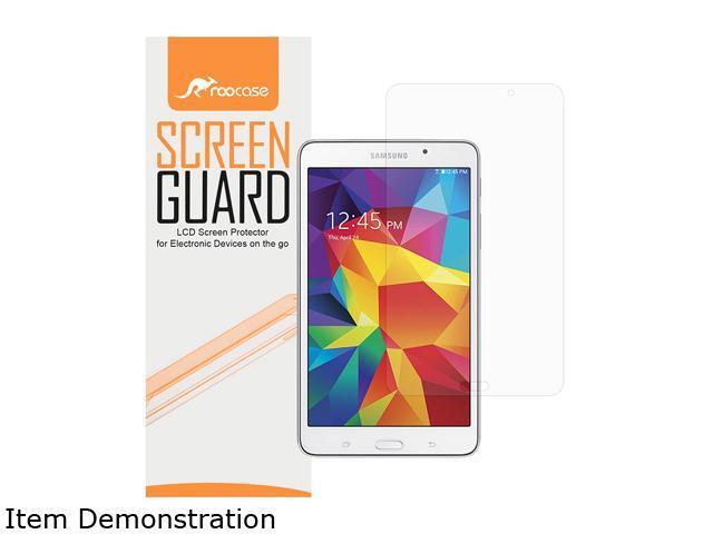 roocase Samsung Galaxy Tab 4 7.0 Ultra HD Plus Screen Protector [Bubble Free] RC-GALX7-TAB4-UHDP /RC-GALX7-TAB4-UHDP