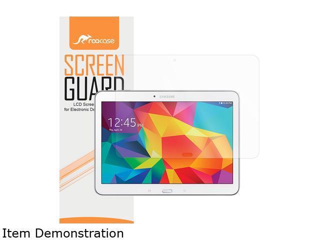 roocase Samsung Galaxy Tab 4 10.1 Ultra HD Plus Screen Protector [Bubble Free] RC-GALX10.1-TAB4-UHDP /RC-GALX10.1-TAB4-UHD