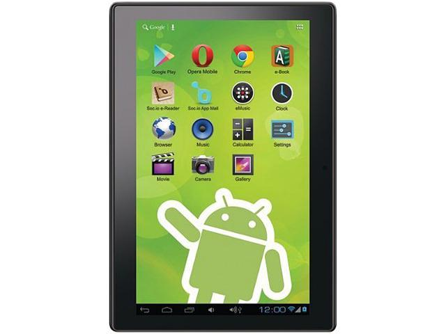 "Zeki TBDG1073B 32 GB 10.0"" Tablet"
