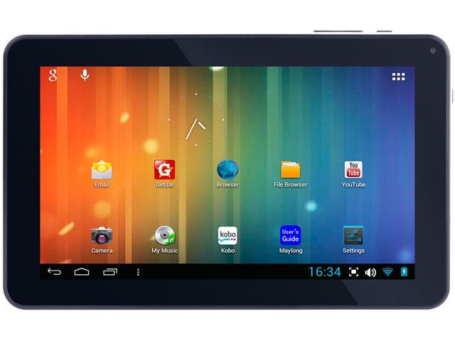 "Maylong M-295BK 4 GB 7.0"" Tablet"