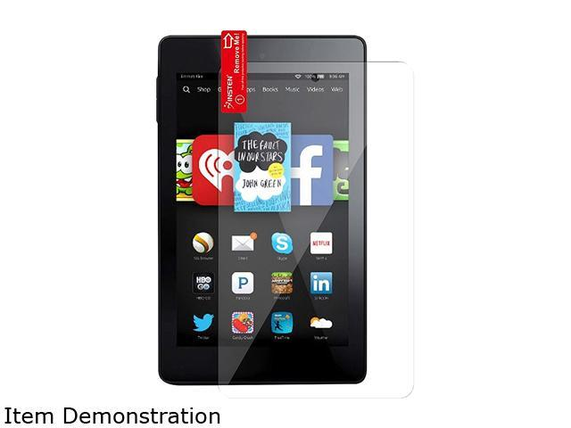 Insten Clear Screen Protector for Amazon Kindle Fire HD 6