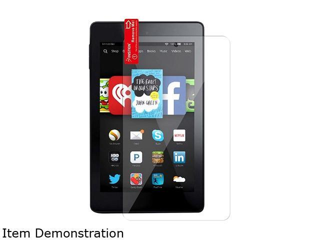 Insten 2-Pack Clear Screen Protector Guard Shield Guard for 2014 Amazon Kindle Fire HD 6 6