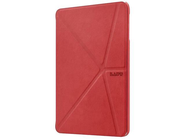 LAUT Red TRIFOLIO Case for iPad Mini 4 Model LAUT_IPM4_TF_R