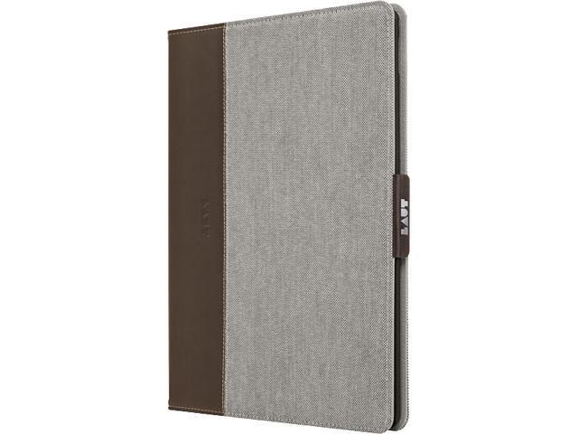 LAUT Brown Profolio Case for iPad Pro Model LAUT_IPP_PF_BR