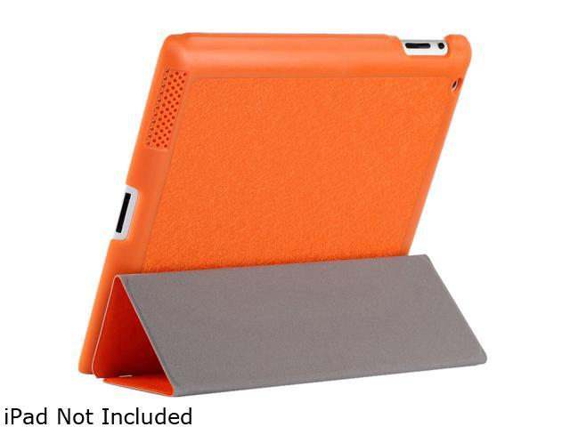 i-Blason Orange i-Folio Slim Hard for New iPad Mini Model iPadMini2-iFolio-Orange