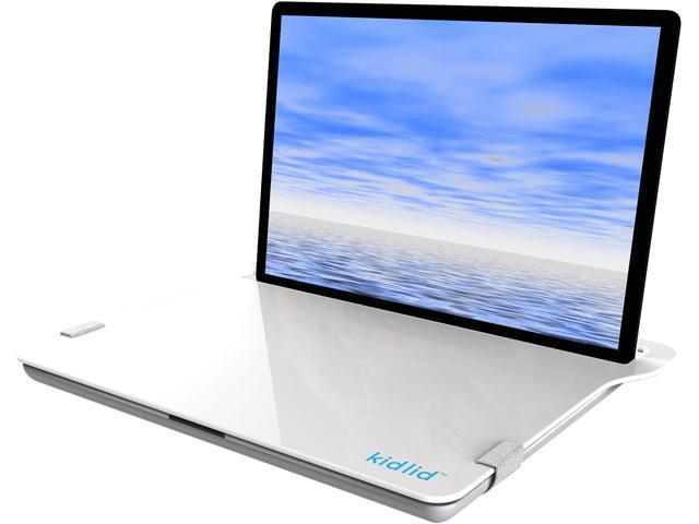 Global White Notebook Cases Model KLP15WHT
