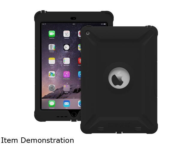 Trident Case Black Kraken A.M.S. Case for Apple iPad Air 2 Model KN-APIPA2-BK000