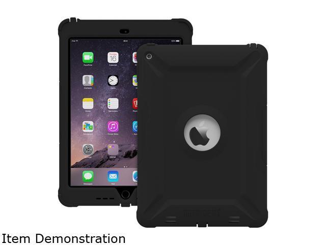 Trident Case Black Kraken A.M.S. Case for Apple iPad Air 2 Model KN-APIPA2-BK000